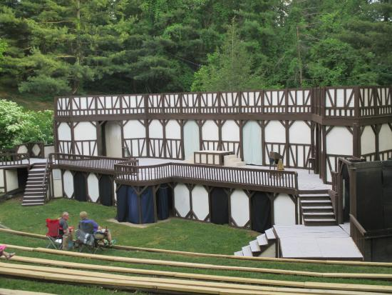 a reflection of an experience at the north carolina shakespeare festival Asheville vacations north carolina is all about location celebrate shakespeare with the montford players' shakespeare festival (weekends june.