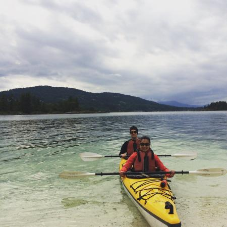 Island Escapades Kayaking - Day Trips: My boyfriend and I had an amazing time kayaking with Island Escapade! Our guide Kevin was just a