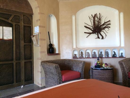 Matices Hotel de Barricas : Vista general