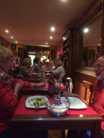 Il Folletto: Gemütliches Ambiente unterstützt die gute Küche!