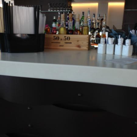 Bancone Bar Picture Of La Terrazza Bistrot Castiglione
