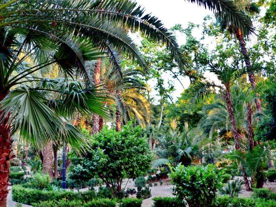 Castellón de la Plana, España: Ribalta Park