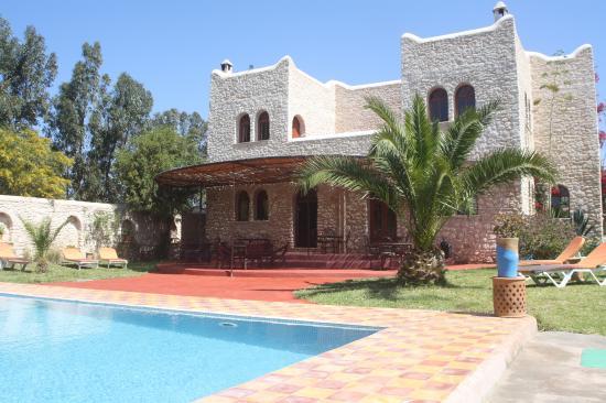 Dar maris maison d 39 hotes b b essaouira maroc voir les for Essaouira chambre d hote