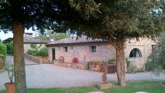 Casale di Villore: The best room