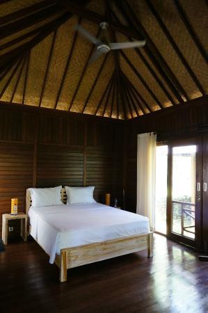 Bali au Naturel: Bungalow Room