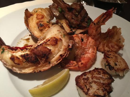 Sloane's: lobster !