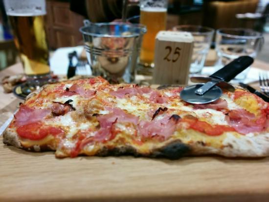 Garbagnate Monastero, Italie: Pizza