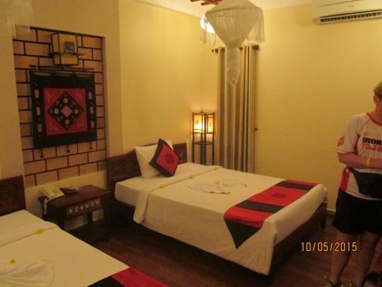 Thien Thanh Boutique Hotel: bedroom