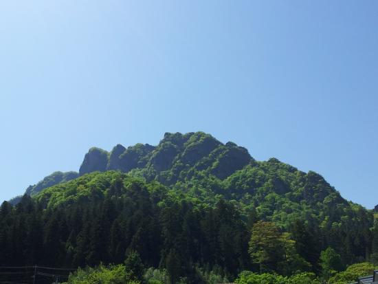 Myogi Shrine : 妙義山