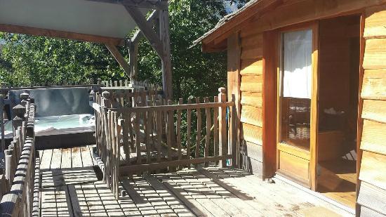 Terrasse photo de cabanes perchees des pyrenees argel s gazost tripadvisor - Du bruit dans la cuisine pau ...