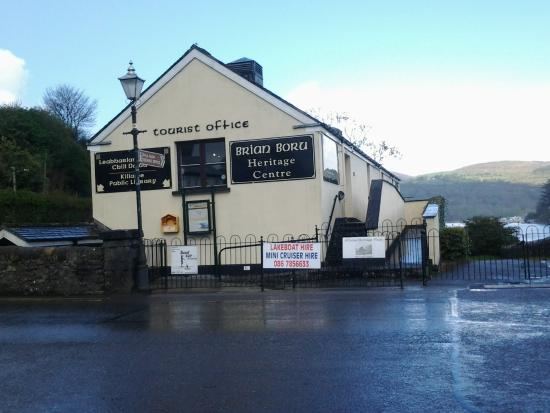 Killaloe, Ireland: Closed in April