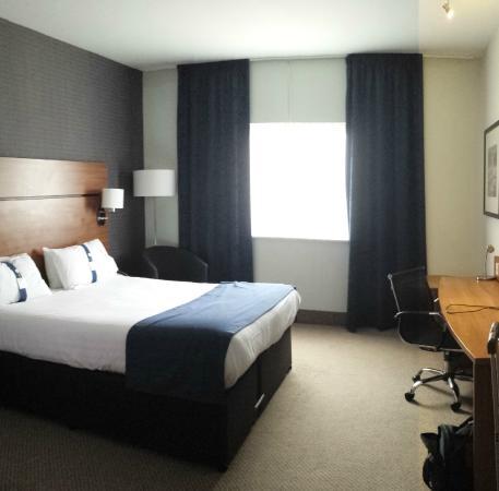 Holiday Inn Express Shrewsbury: Our room