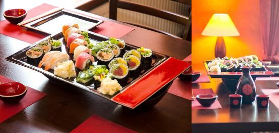 Sushi Picture Of Kuchnie Swiata Gizycko Tripadvisor