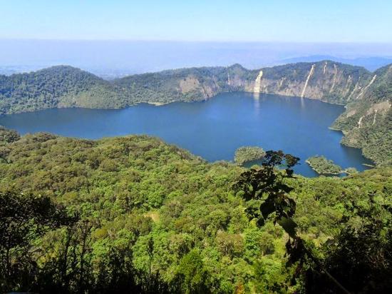 Terrific Day Hike from Mbeya - Review of Ngozi Crater Lake, Mbeya, Tanzania - Tripadvisor