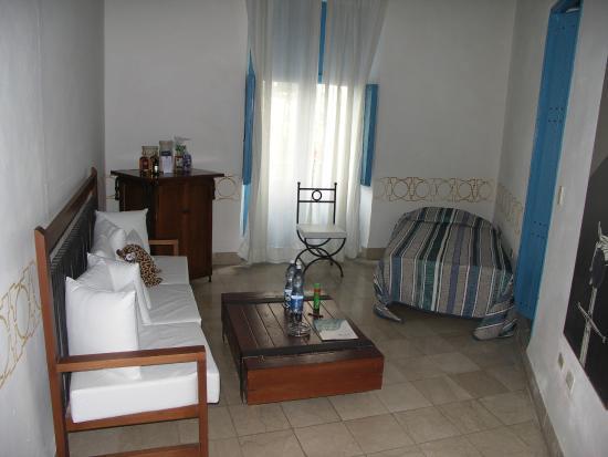 Hotel El Comendador: Маленькая комната