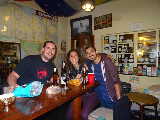 Long Street Backpackers: Good times