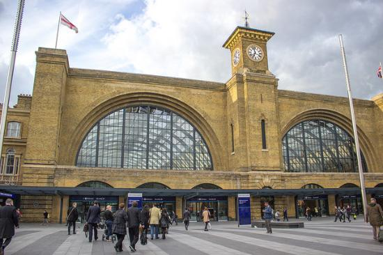 London, kings cross station - Network Rail