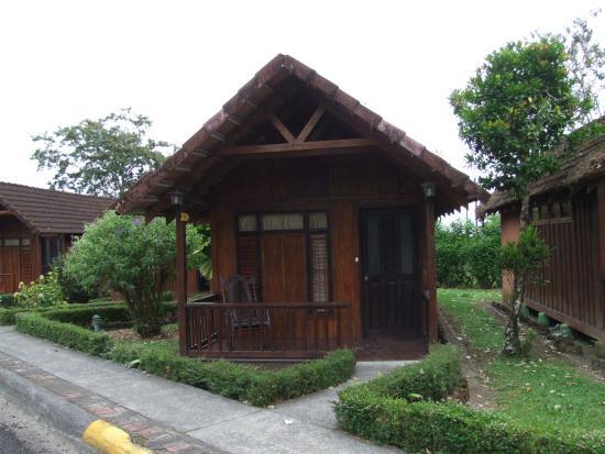 Las Cabanitas Resort : Our cabin