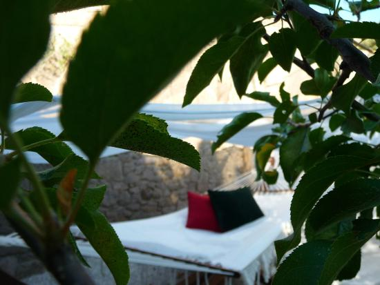 Assos Alarga, Bed and Breakfast: Hammock Hangout at AssosAlarga