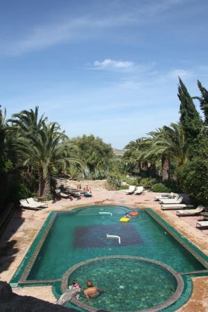 Le Jardin des Douars : pool