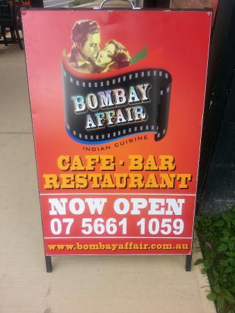 Bombay Affair