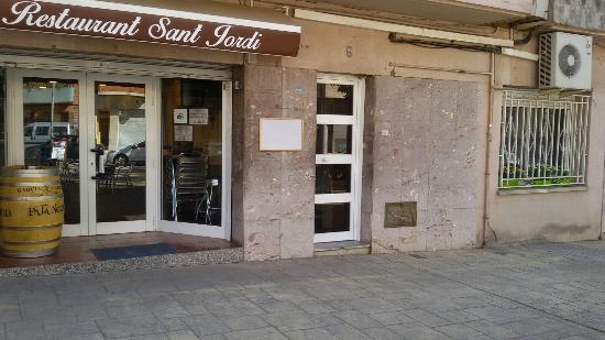 Restaurante Sant Jordi