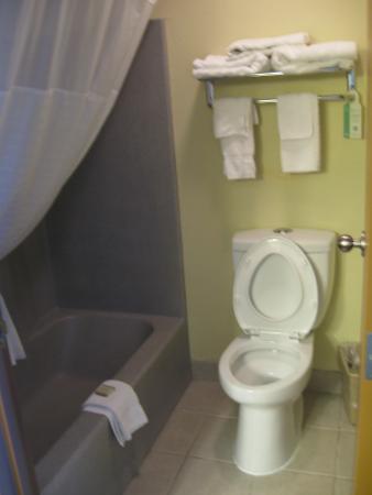 Super 8 Kearney/KC Area: Bathroom