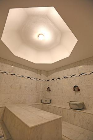 Forest Park Hotel : hamam