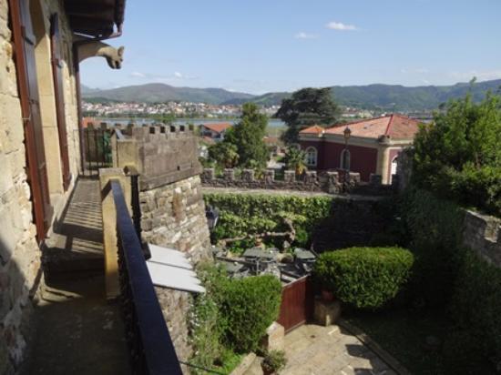Hotel Obispo: 部屋からの眺め