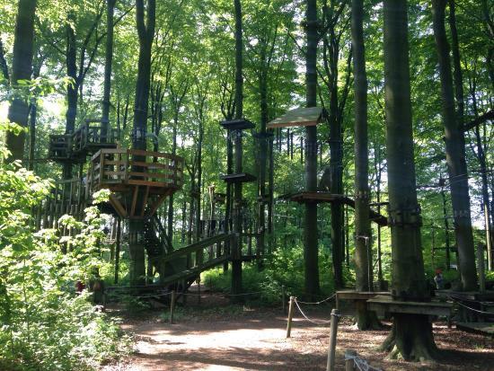 Forest Adventures - Kletterwald Wetter