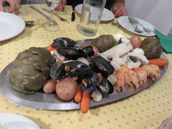 Restaurant La Pesquiere