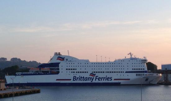 my weekend trip to roscoff picture of brittany ferries plymouth tripadvisor. Black Bedroom Furniture Sets. Home Design Ideas