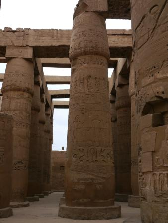 Tours From Hurghada : Karnak temple