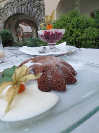 Vila Primavesi: desserts