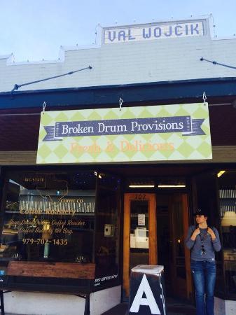 Broken Drum Provisions