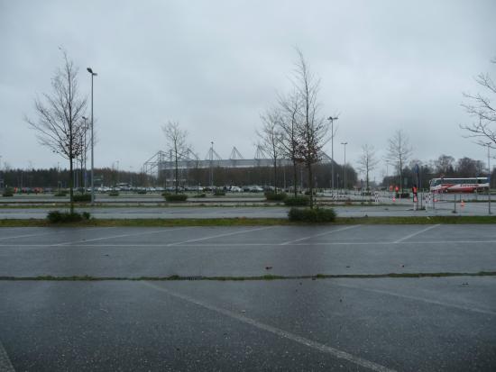 Borussia-Park: Parking