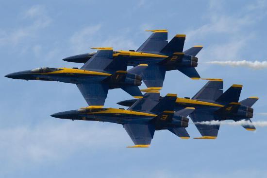 Picture Of Naval Air Station Oceana, Virginia Beach