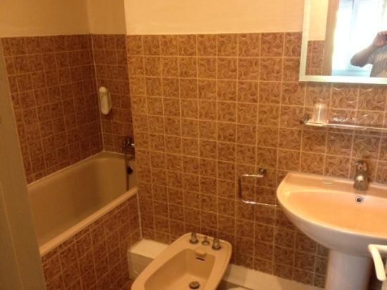 La Touloubre : Badezimmer