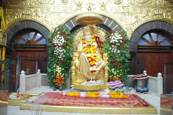 Shri Saibaba Sansthan Temple