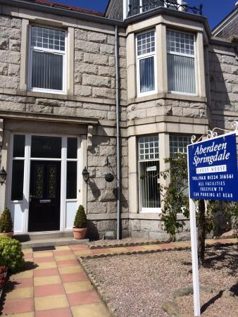 Aberdeen Springdale Guest House