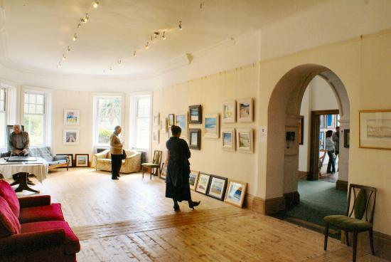 Maybole, UK: Electric Brae Gallery
