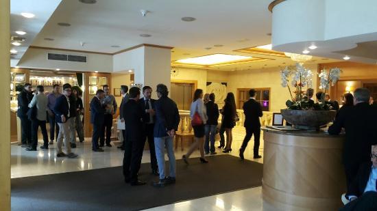 Le Chatelain Hotel Foto