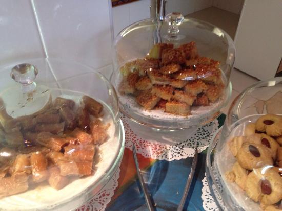 Hammam Pacha: Gâteaux orientaux de rêve!!!