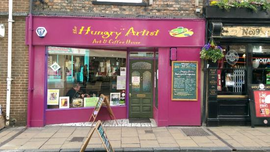 The Hungry Artist