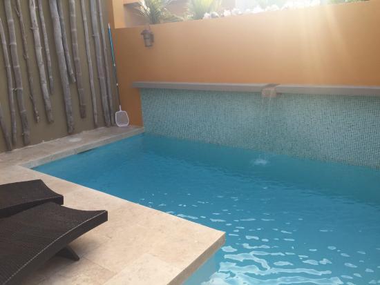 Casa de Amistad: Pool Area