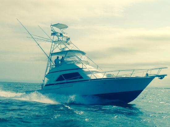Long Time Com'n Charters & Sportfishing
