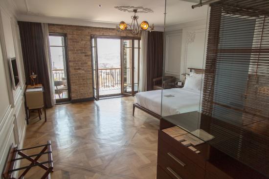 Georges Hotel Galata: Panorama Bosphorus Suite