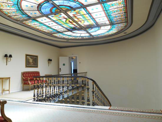 """Hotel Avenida Palace: la porte d'entrée de la """"601"""""""
