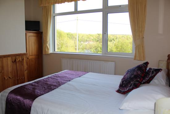 Aran Lodge B&B: Chambre double luxe vue mer