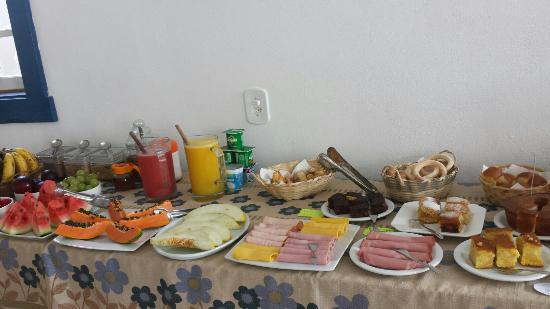 Pousada Ramalhete: Café-da-manhã